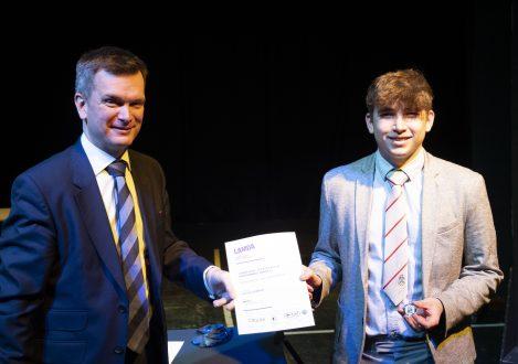 Halliford School LAMDA Exam achievement